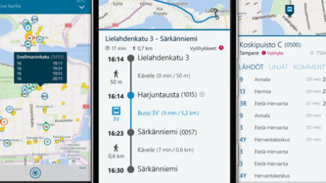 transport apps business tampere