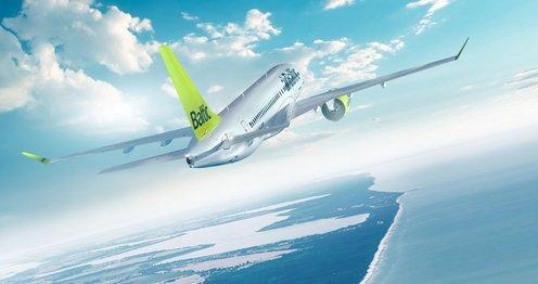 Bombardier CS300 - Photo: airBaltic
