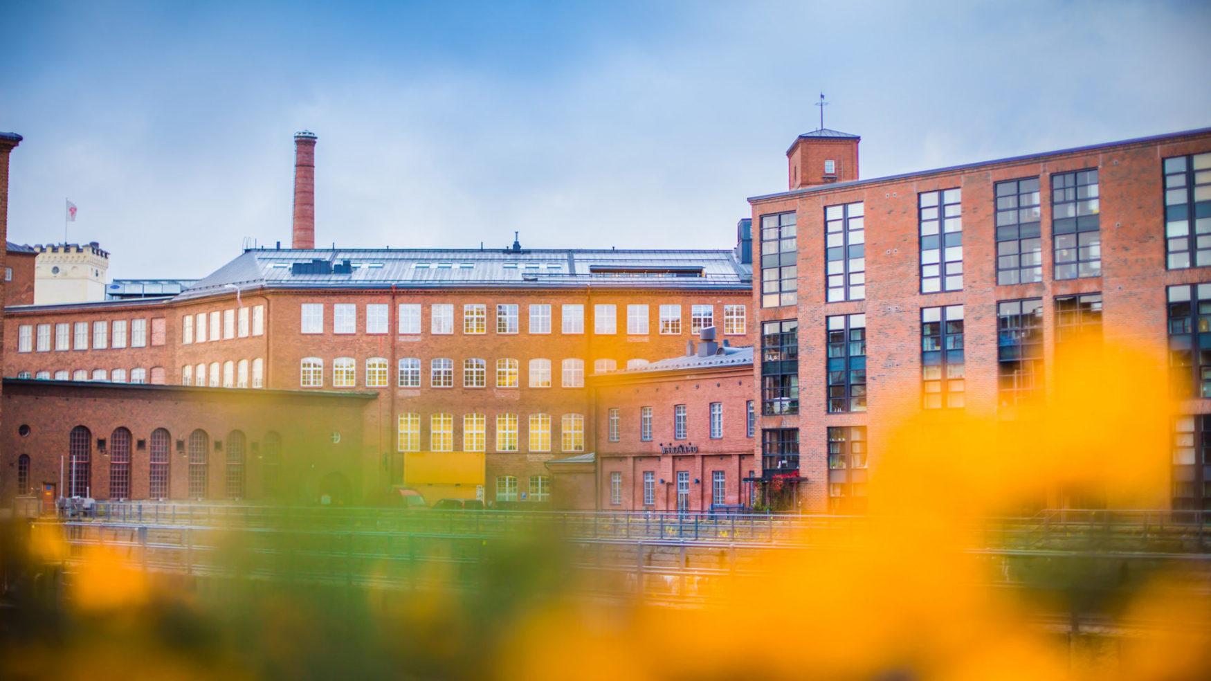 Tampere syksyllä
