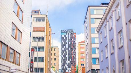 Kaupunkikuva muuttuu, Tampere on investoijan kaupunki.