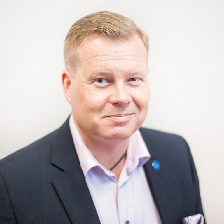 Business Tampere - Harri Airaksinen