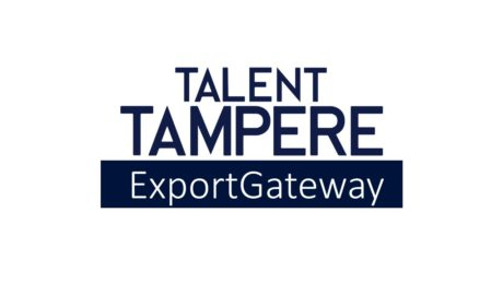 Business Tampere - Talent Tampere Export Gateway logo