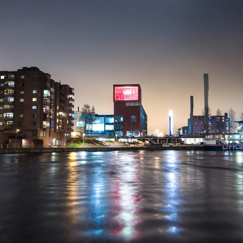 Tampereen seutu on erinomainen kasvualusta menestyvälle liiketoiminnalle..