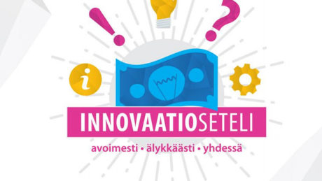 Business Tampere Innovaatiosetelin logo