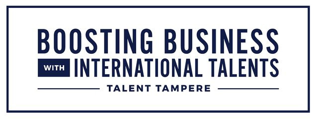 business tampere international talents logo