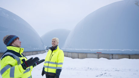Ympäristöystävällinen cleantech-teknologia ja kiertotalous ovat Tampereen seudun nousevia toimialoja.