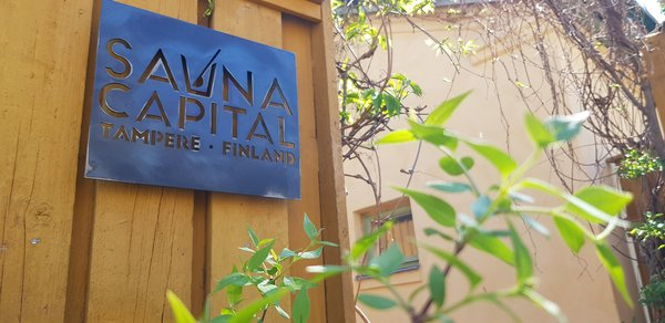 Sauna Capital Tampere Finland