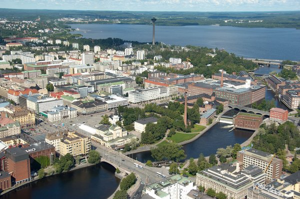 ​Tampere is the third largest city in Finland and the largest inland centre in the Nordic countries.​​