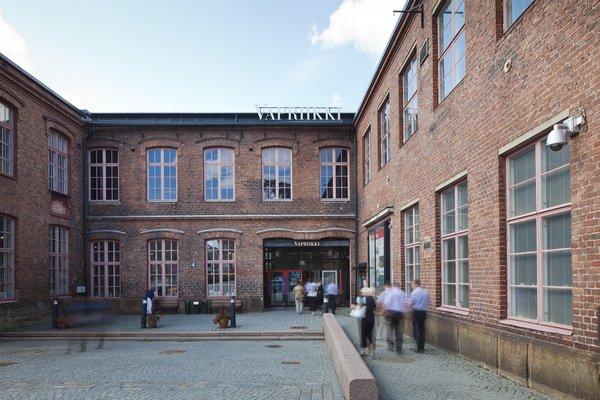 Museum Centre Vapriikki in Tampere. Photo: Olli-Pekka Latvala