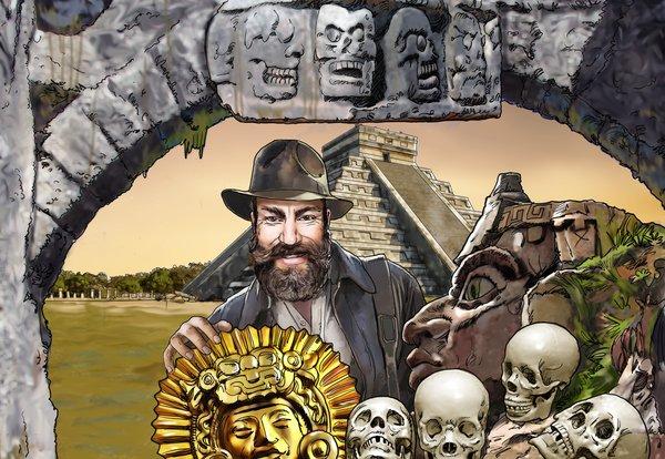 The Mayan Treasure