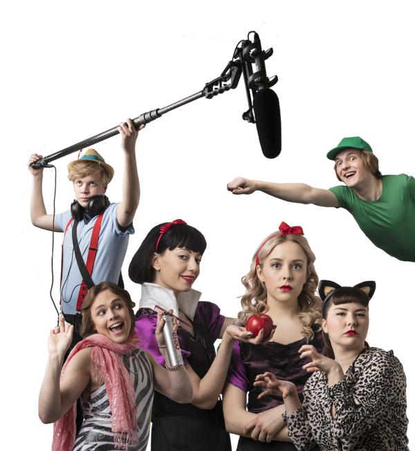 Mediapolis ja Aito Tehdas Teatteri esittävät: Satulinna, musikaalinen parodia tämän päivän pintailmiöistä