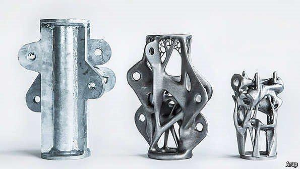Metallien 3D-tulostus