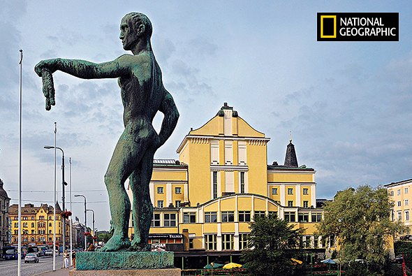 Tampere on National Geographic