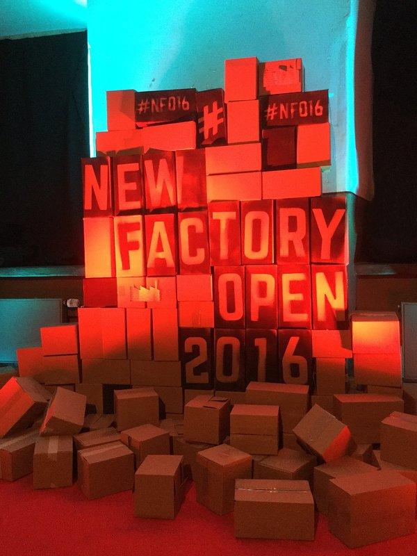 New Factory Open 2016