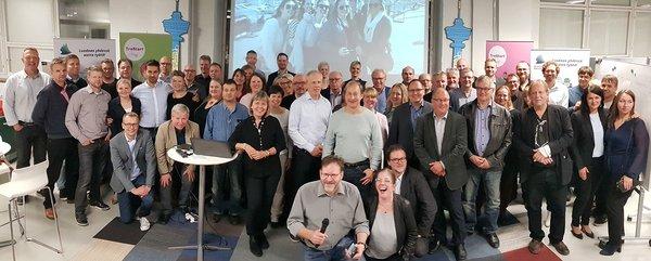 Nokia Mobile -elokuvan teossa oli mukana useita entisiä nokialaisia Tampereen seudulta.