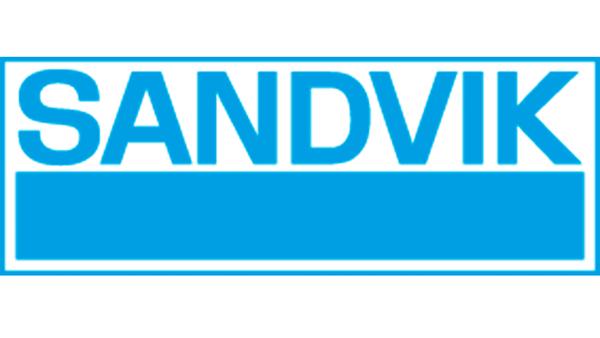 Logo by Sandvik