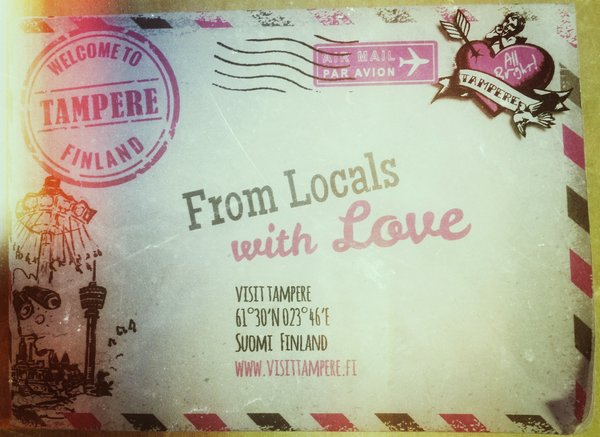 Tampere - ​From locals with love​