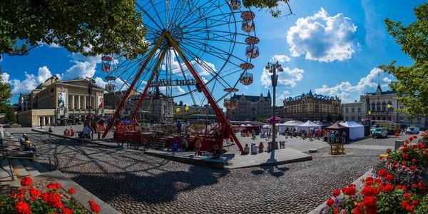 Suomen paras matkailukaupunki. Kuva: Atacan Ergin