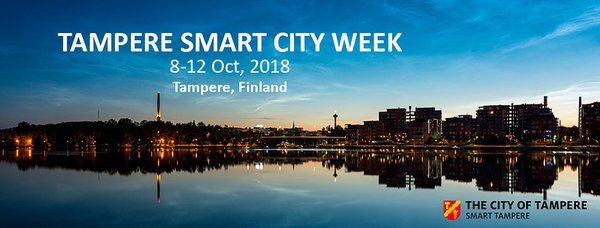 Tampere Smart City Week 2018
