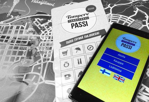 Tampere Passi