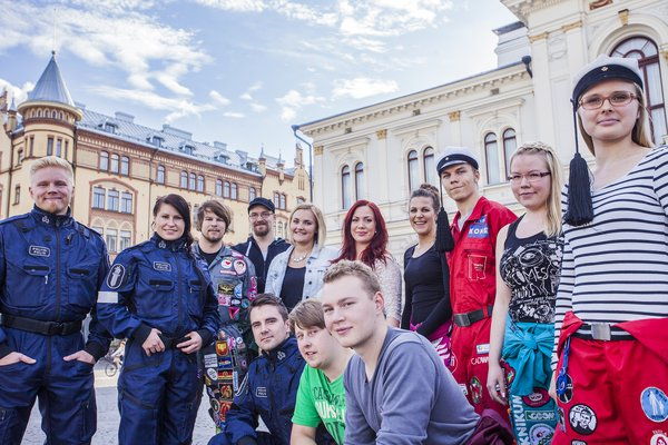 Kuva: Jonne Renvall © Tampere - All Bright!