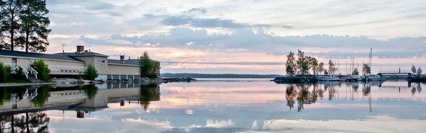 Views at Rauhaniemi, one of the lakeside gems of Tampere. Photo: Kari Savolainen