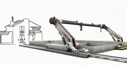 Kuvan lähde: http://assets.inhabitat.com/wp-content/blogs.dir/1/files/2014/01/3D-house-printer-Contour-Crafting-2.jpg