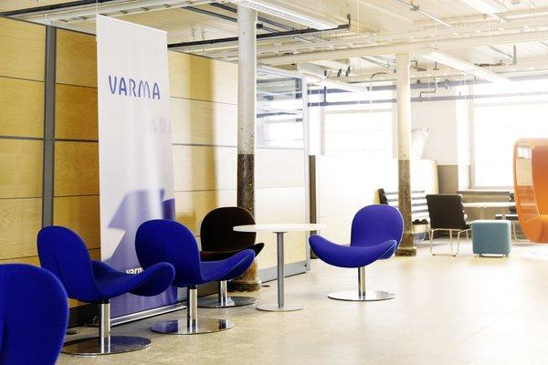 FIVR-Hub Tampereen Finlaysonilla