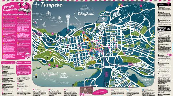 Visit Tampere Uutiskirje Huhtikuu 2015 Business Tampere Magazine