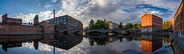 Tampere valikoitui jälleen matkailukohteiden ykköseksi Taloustutkimuksen keväällä 2015 tekemässä tutkimuksessa Kaupungit matkailukohteina.