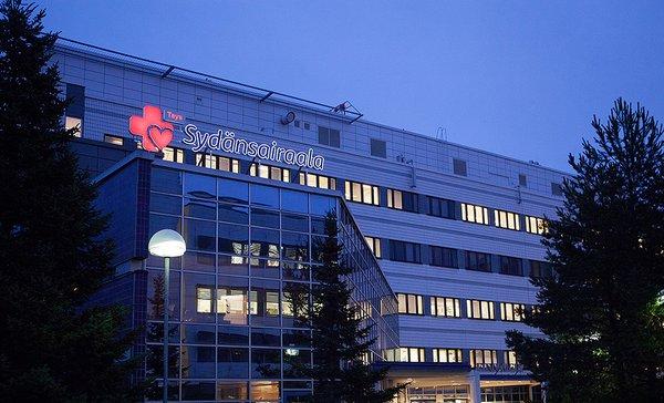 Hoitoketju kuvataan Tampereen kaupungin, Tampereen yliopistollisen sairaalan ja Tays Sydänsairaalan välillä.