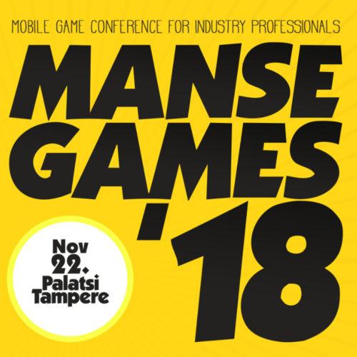 ManseGames 2018 event logo