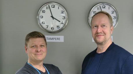 AAC Technologies: Ossi Pirinen and Eero Päivänsalo