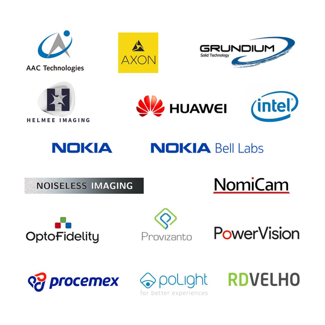 Tampere imaging companies logos