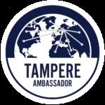 Ambassador logo round
