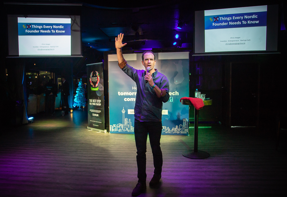 Business Tampere_Tampere Slush Party 2018. Photo: Mirella Mellonmaa