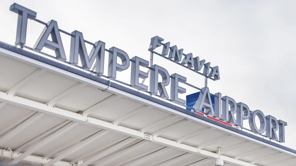 Business Tampere Pirkkala airport