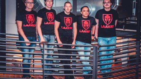 LAAVAT team Tampere