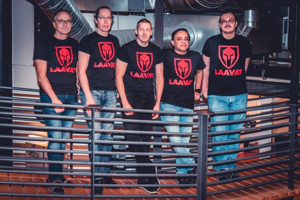 LAAVAT team Tampere tietoturva