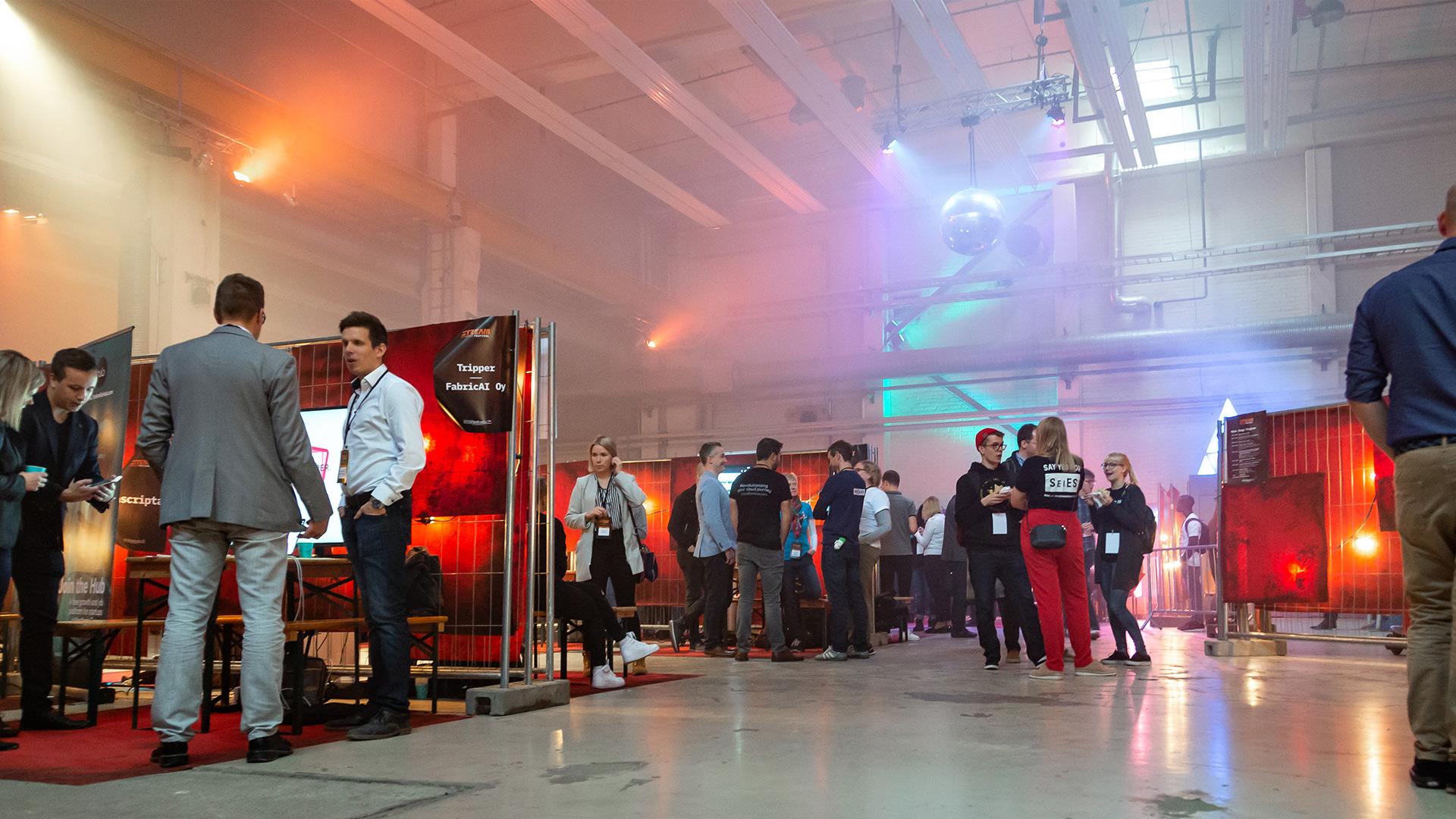 Business Tampere Stream Festival Mirella Mellonmaa