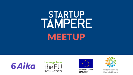 Announcing new monthly Startup Tampere Meetup featuring Zoosh