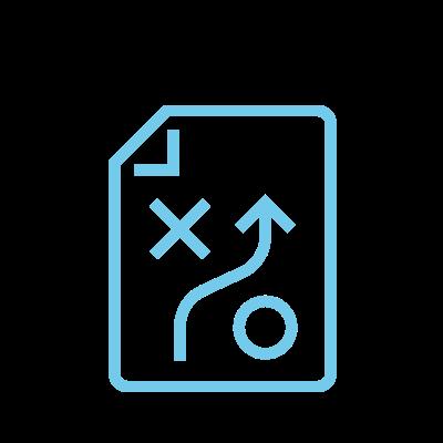 Startup Tampere prosessi ikoni validointi