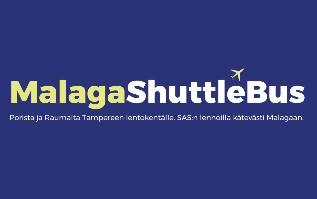 Malaga Shuttle Bus tunnus