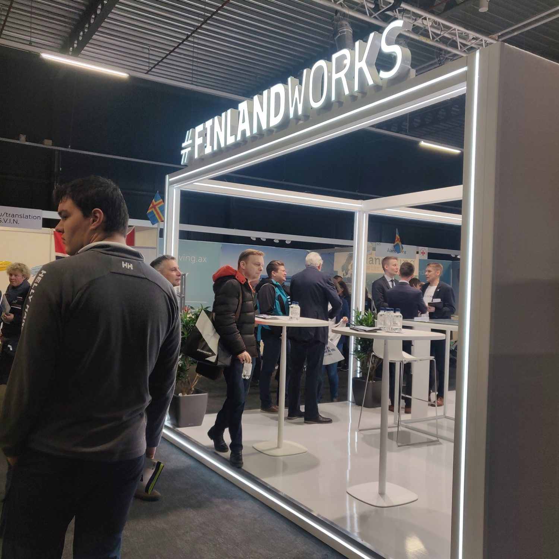Expo Finlandworks