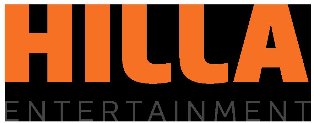 HILLA Entertainment logo