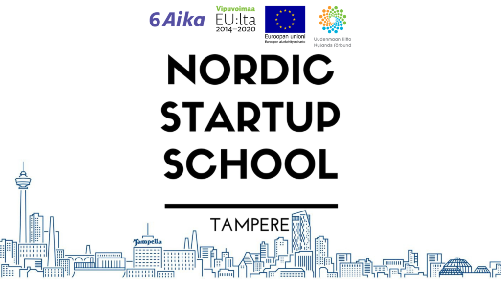 Business Tampere_Startup Tampere_Nordic Startup School