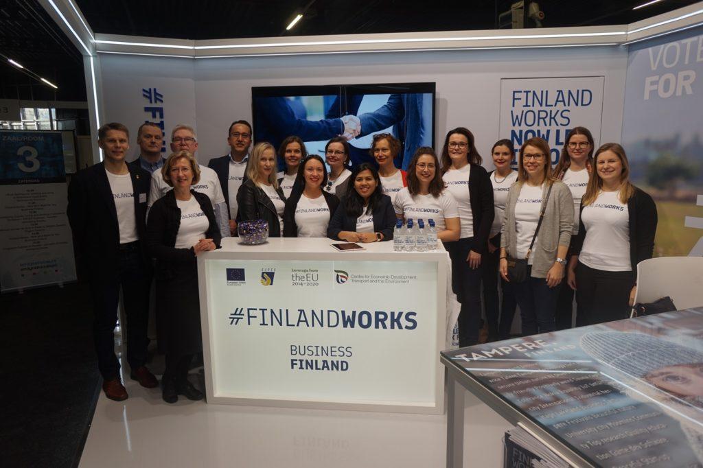 Emigration Expo 2019 Suomen osasto