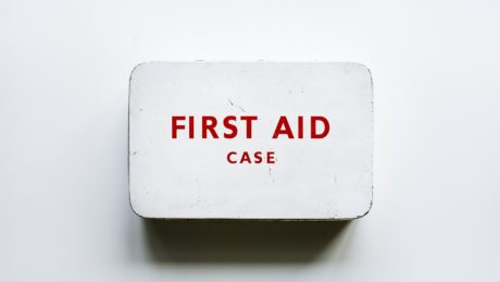 pexels first aid case