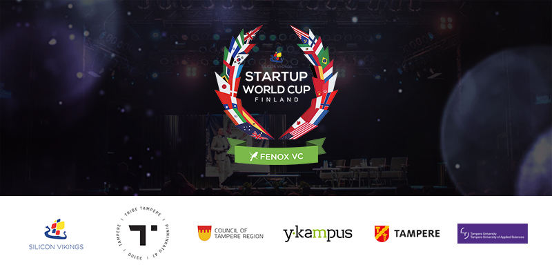 Start-up world cup Tampere
