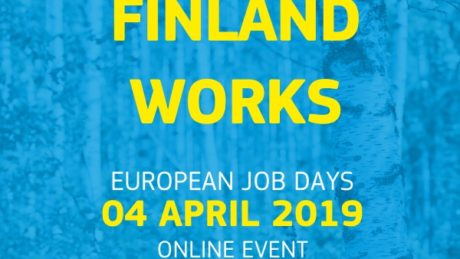 Finland Works – online recruitment event ad39826396